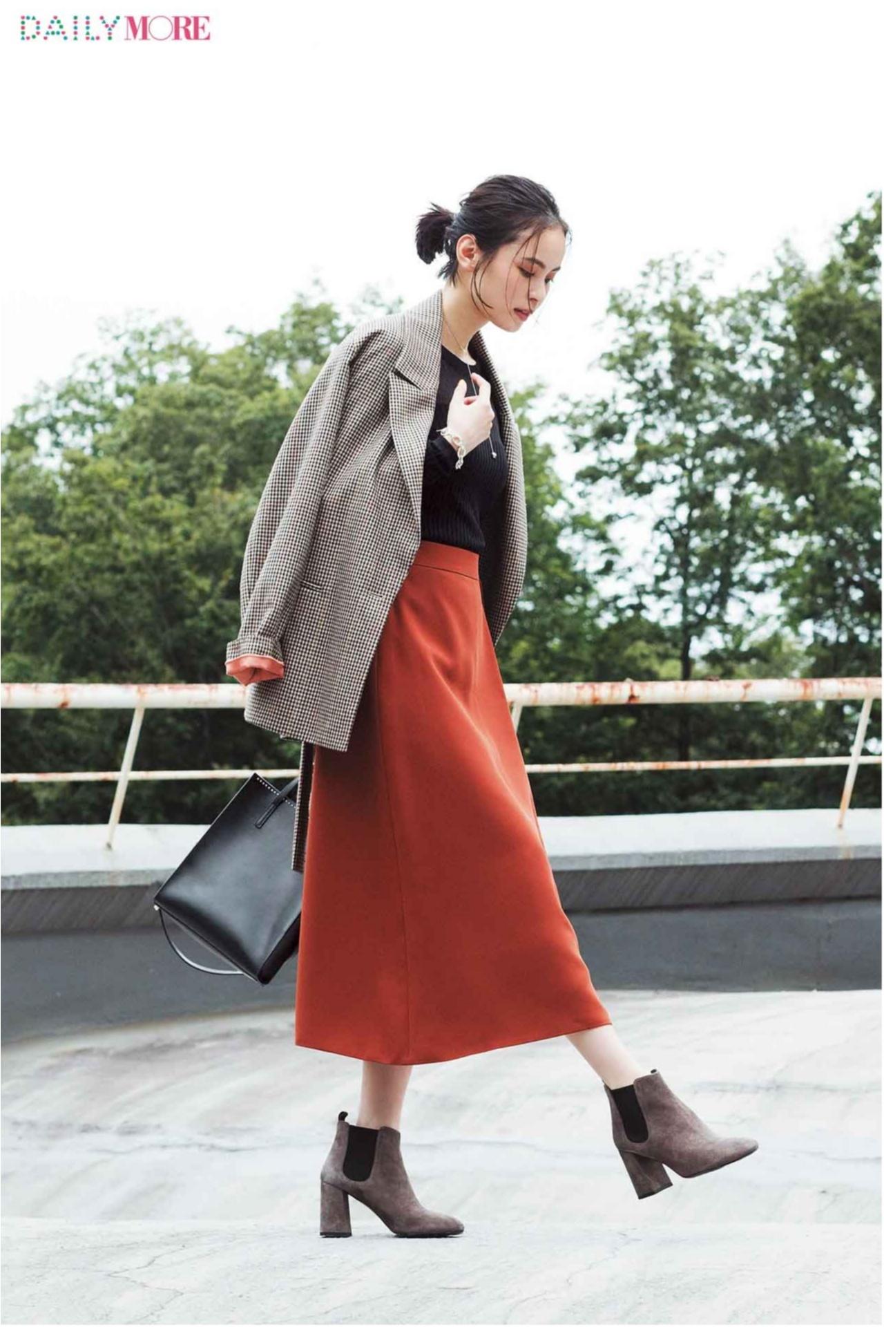 秋冬に着たいおしゃれなオフィスカジュアル♪  旬の「お仕事服見本」まとめ♡_1_5
