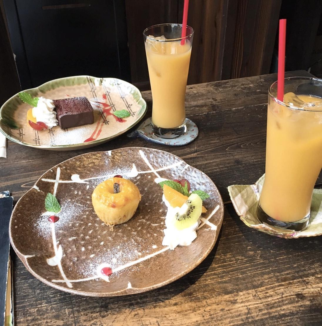 daigo cafeのスイーツ
