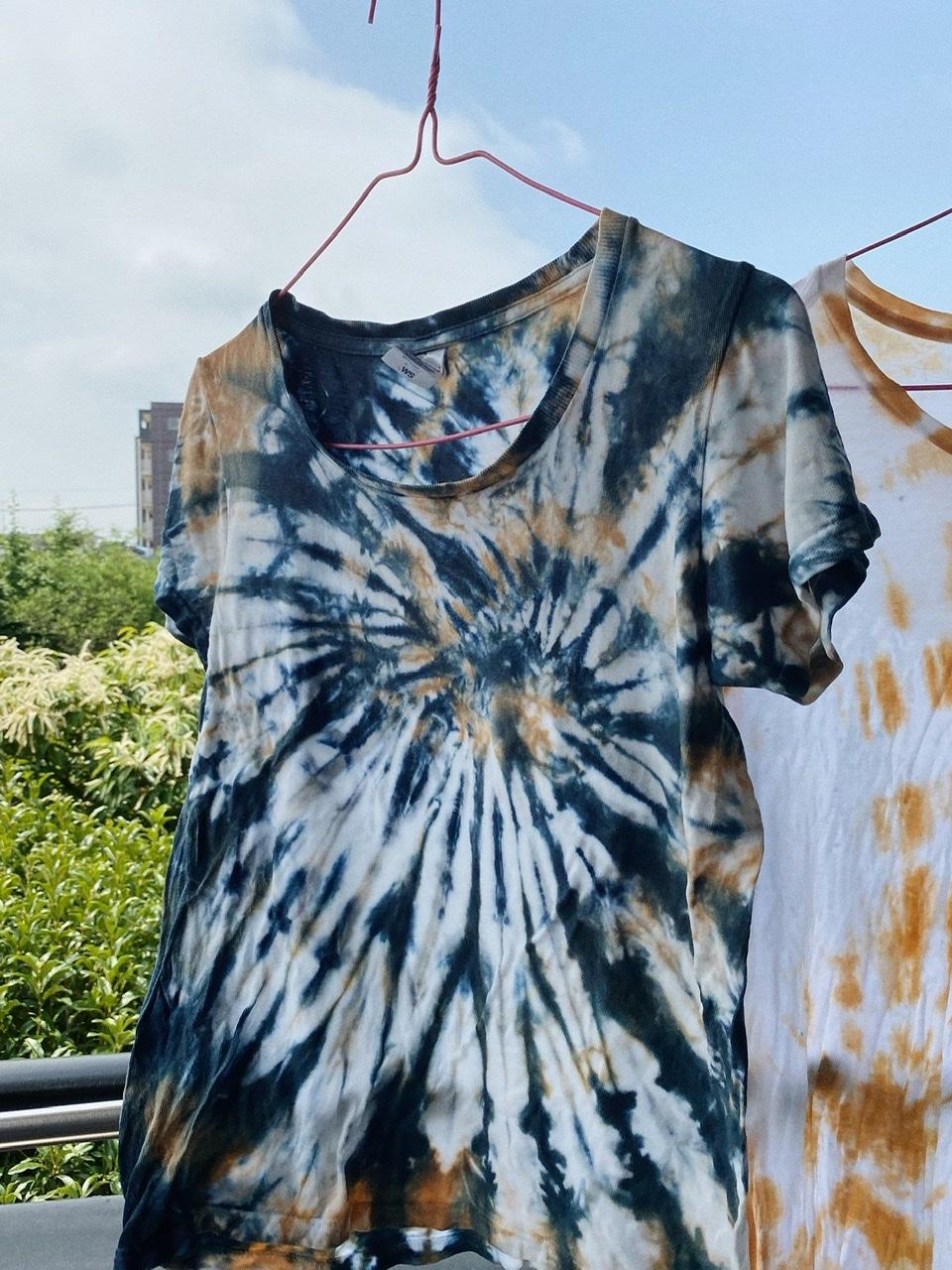 【Nextトレンド】タイダイ染めTシャツを作ってみました!_5