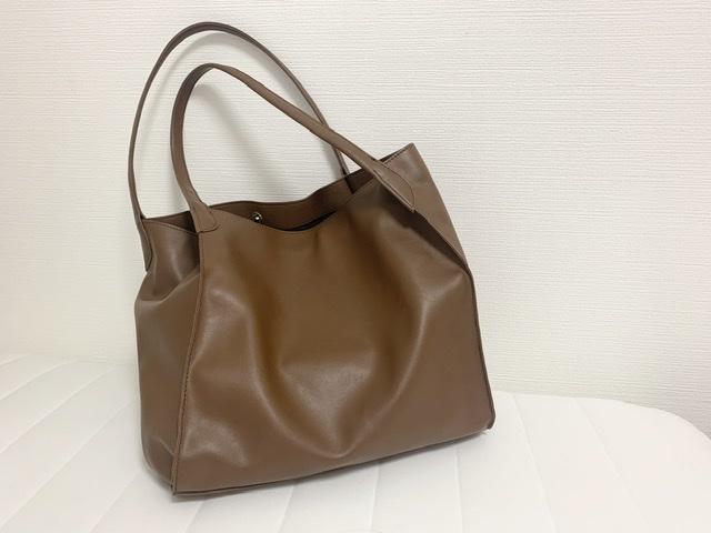 お客様のほしいが詰まった【GU BAG LAB】の高見えレザーバッグが使える♡_1