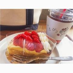 いちご好きなら必見!いちごのケーキ専門店(*^ω^*)