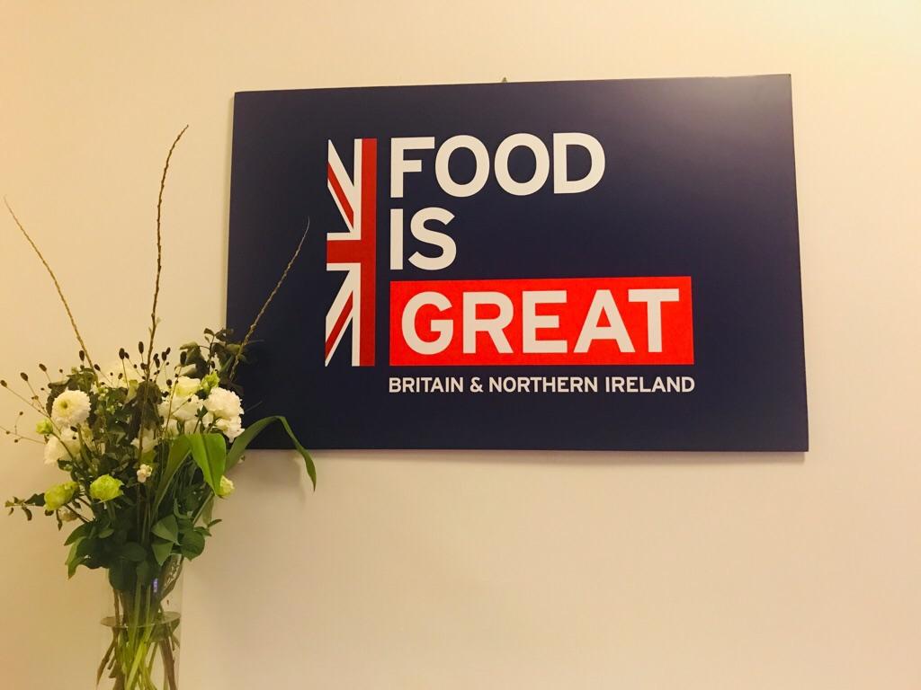 """会場はなんと""""英国大使館""""!イギリスの食文化を楽しむ【Food is GREAT ギャラリー】へ♡_11"""