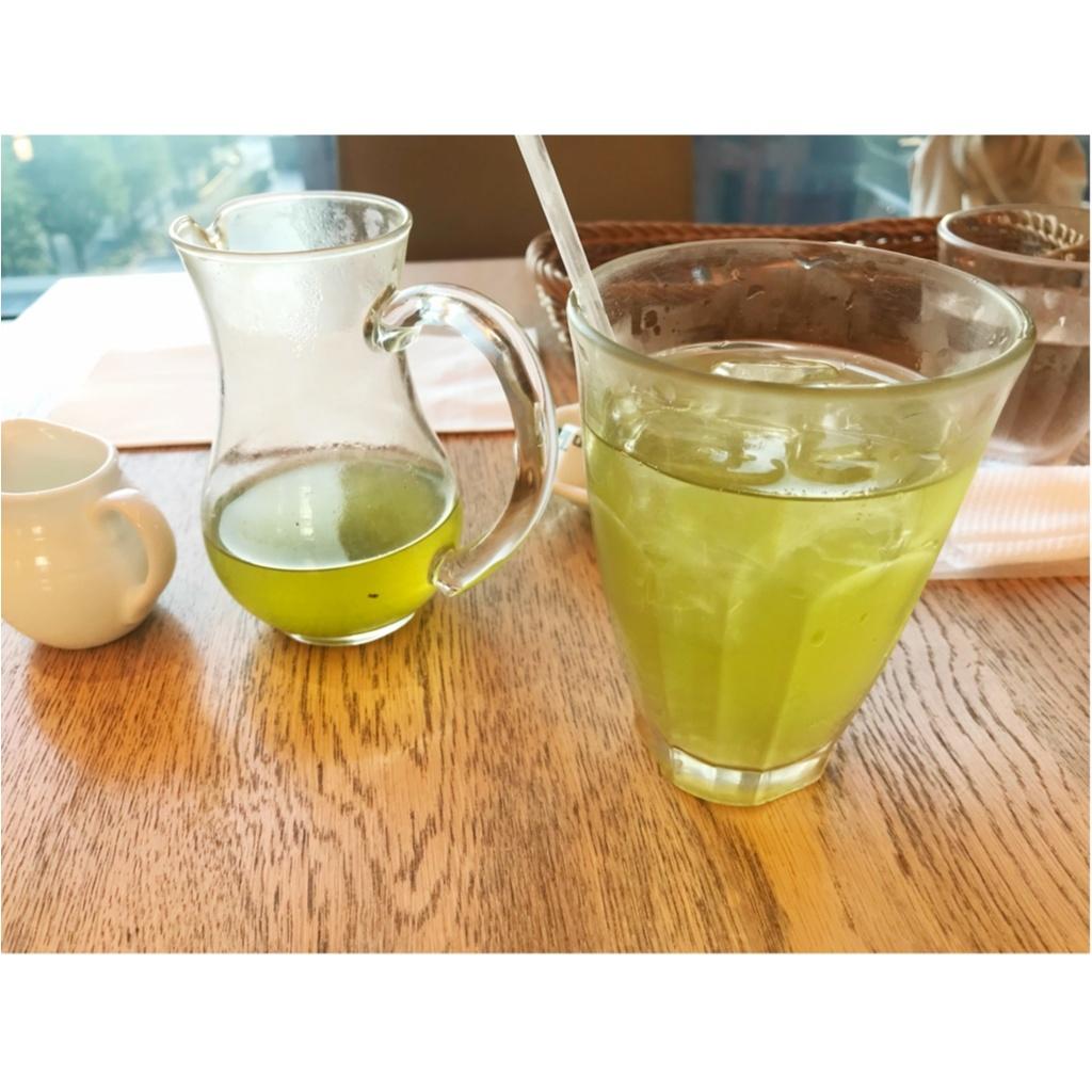 【Afternoon tea room】新作メニューを調査!白桃スフレ&爽やかドリンクがティータイムを華やかに!_3