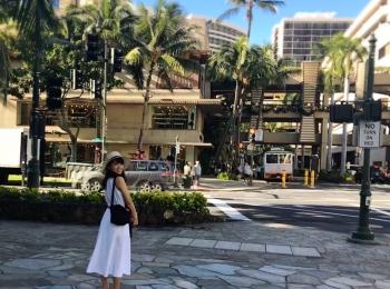 【#HAWAII】#1 写真で一緒に旅行気分を味わいませんか(๑>◡<๑)?旅行自粛解禁したらもう一度行きたいcafeをシェアします♩