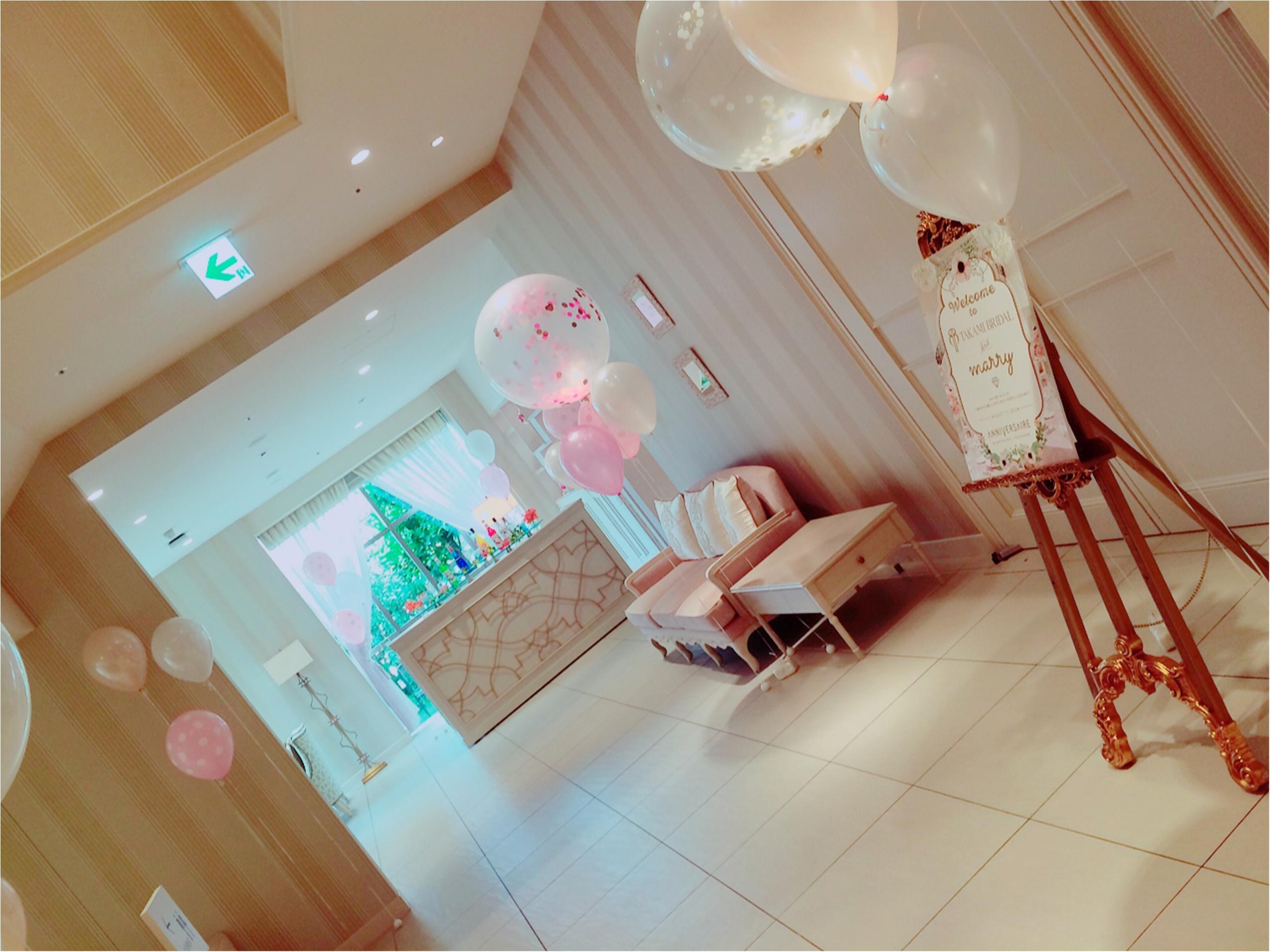 ★ピンクに、バラに、ドレス!女の子の大好き♡が詰まったイベント、第3回marry会に行ってきました★_4