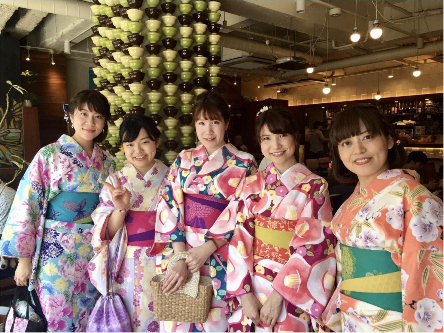 【モアハピ女子会】着物で鎌倉散策&食べ歩きツアー♡_2