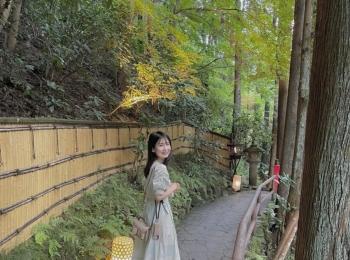 高尾山の麓、うかい鳥山で「ほたる鑑賞の夕べ」を満喫してきました