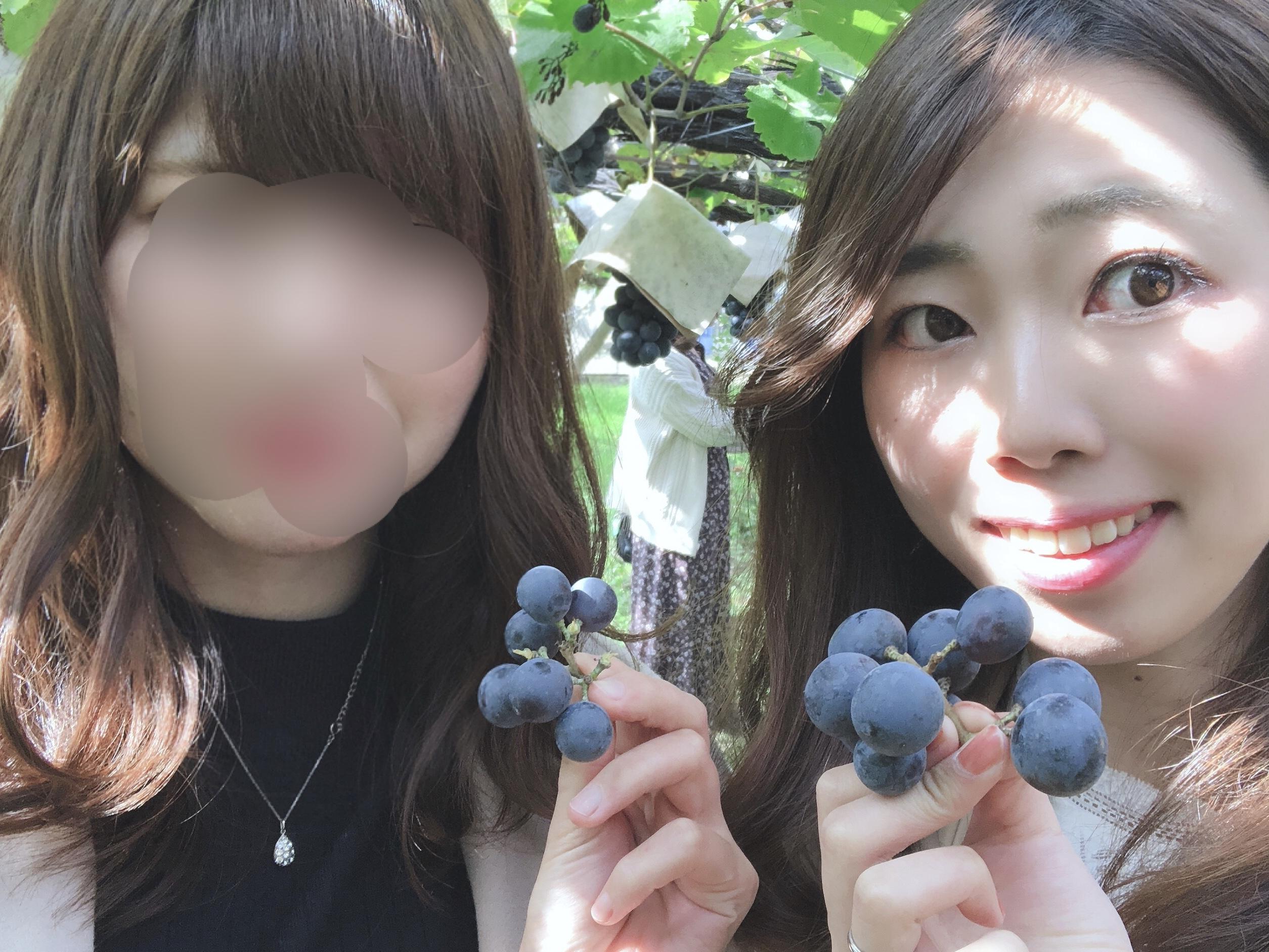 【バスツアー】紅葉の特等席♡清里テラス ぶどう狩り Part ①_7