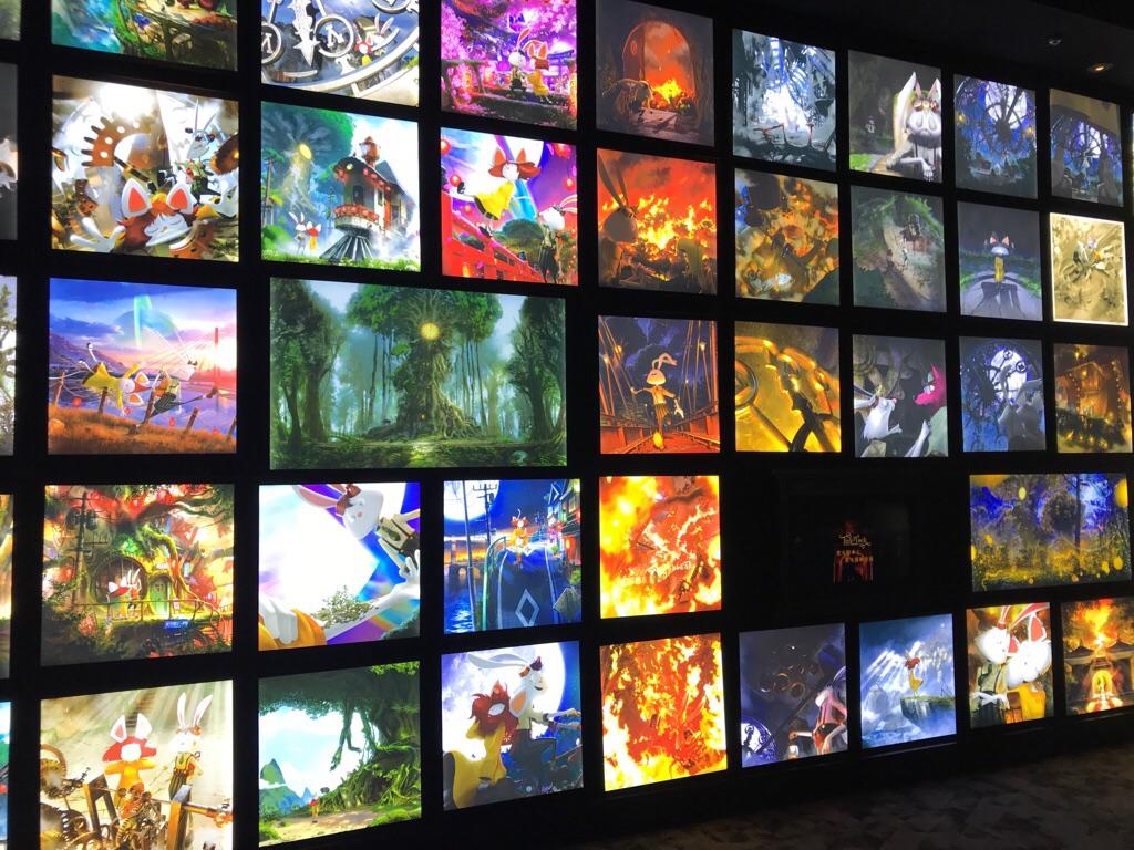 【にしのあきひろ 光る絵本展 in 東京タワー】色と光の美しさ、全世代を惹きつける魅力とは。_10