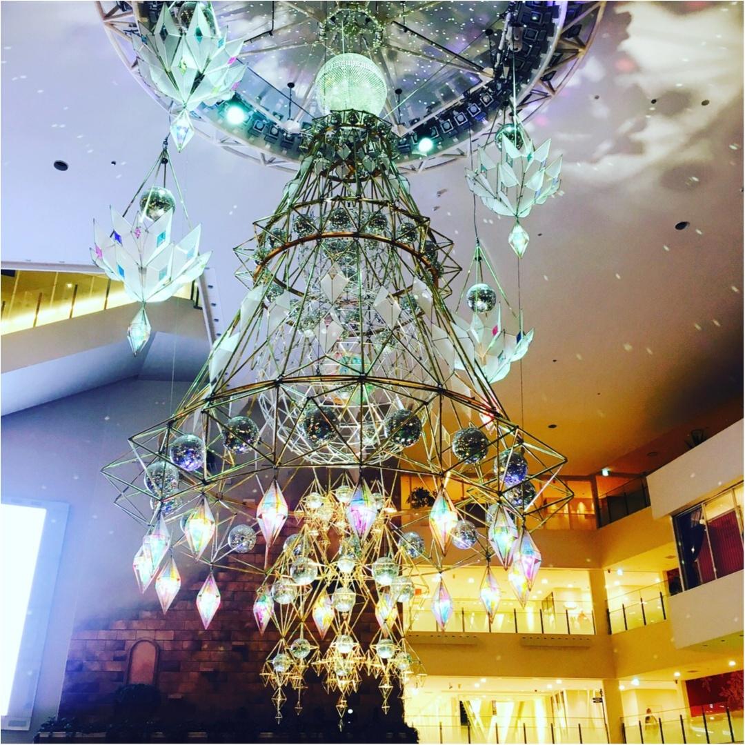 【大阪・梅田】の≪クリスマススポット≫はここ!\(^o^)/_3