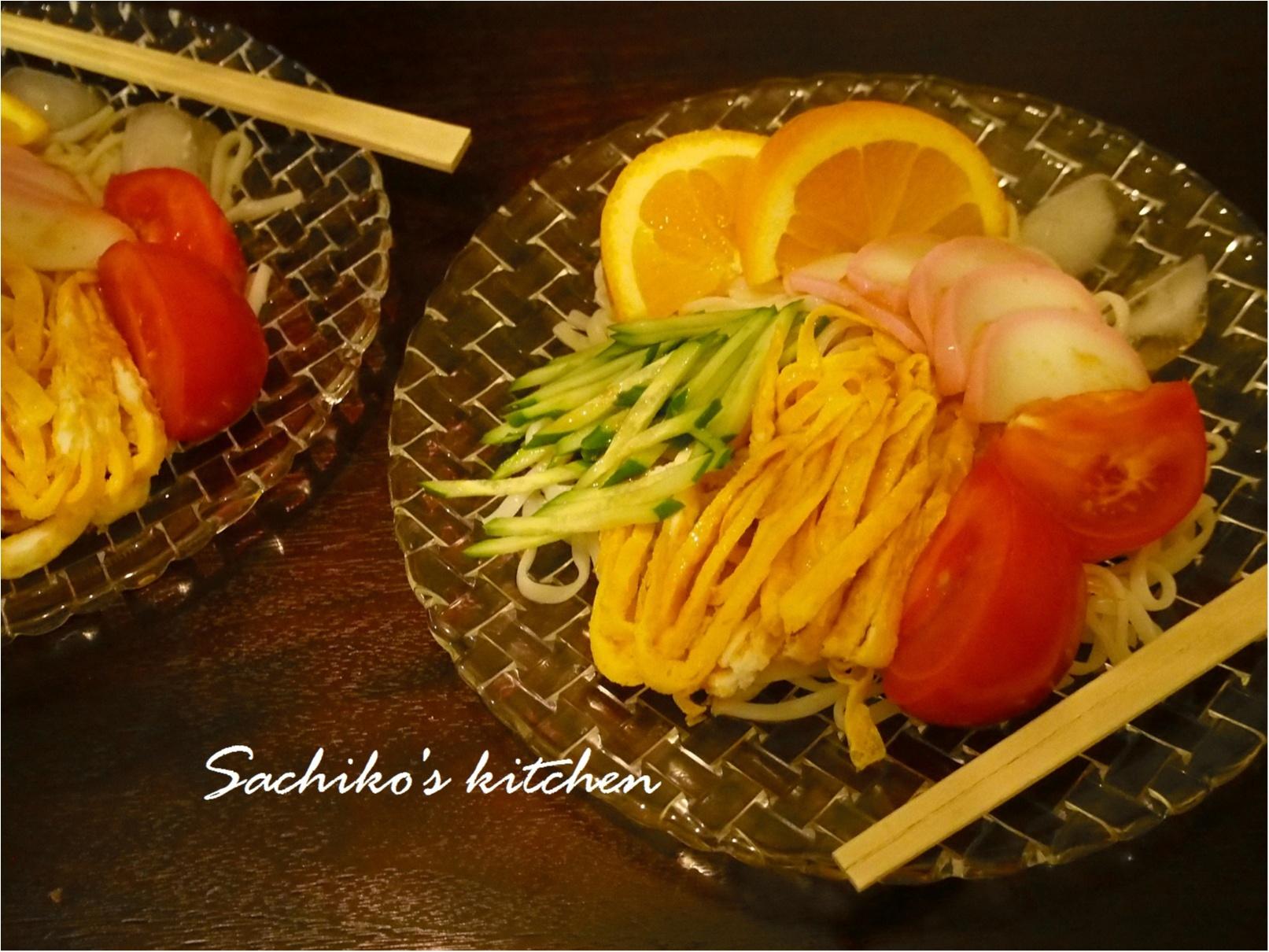 「夏に食べたい手料理とは?」簡単・時短料理~SACHIKO's KITCHEN~_2