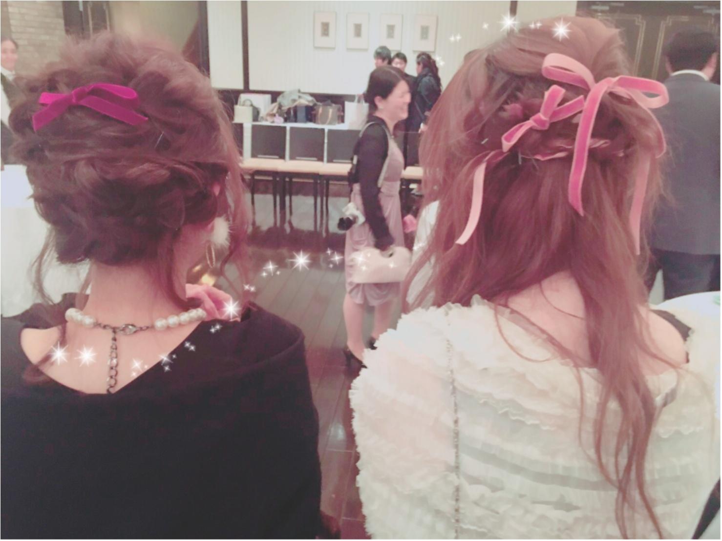 『特別な日にしたいヘアアレンジ』まとめ♡_1_15