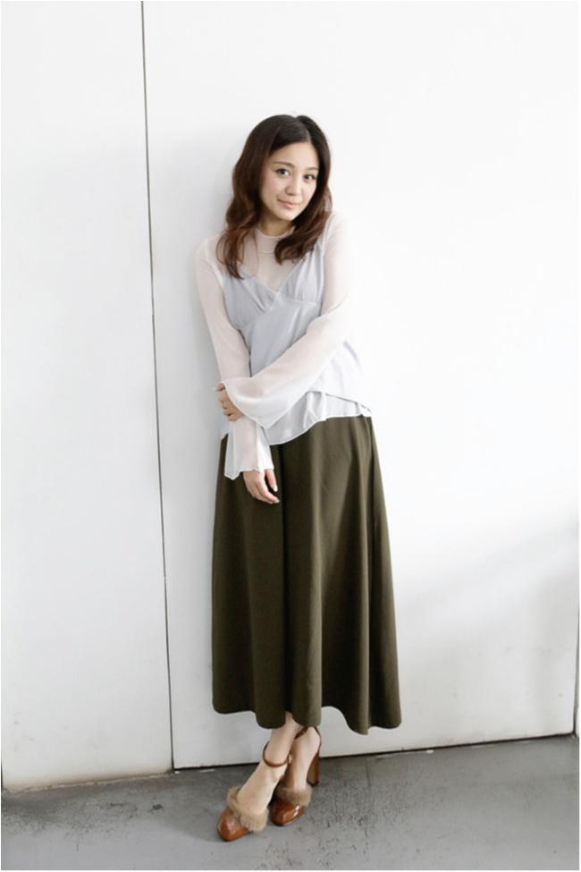 私服コーデ♪大人っぽさをプラスする春夏ファッション♡_3