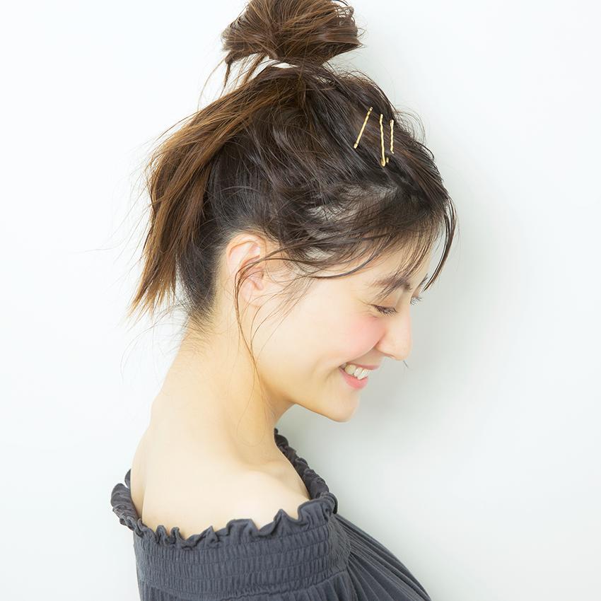 次くるヘアアレンジ5つのHOT TIPS♡『金ピン盛ってりゃ間違いなし!』_2