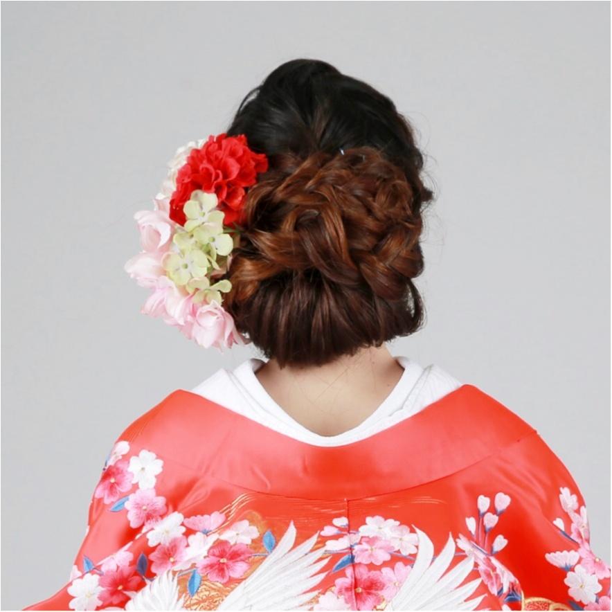 ♡ Wedding ♡ 《 和装のヘアメイク 》 でやっておいて良かったこと ♪_2