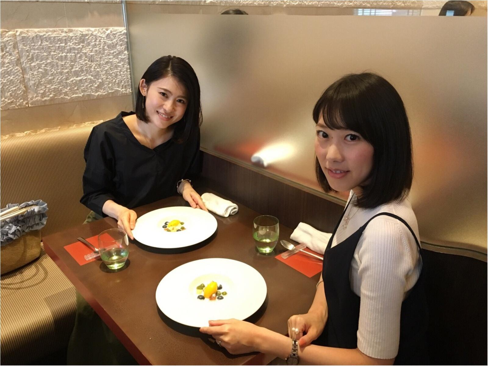 素敵なフレンチレストラン...CILQ(シルク)@表参道_7