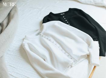 『アニエスベー』や『ユニクロ』も。ファッションのプロが名品カーディガンの魅力を熱弁!