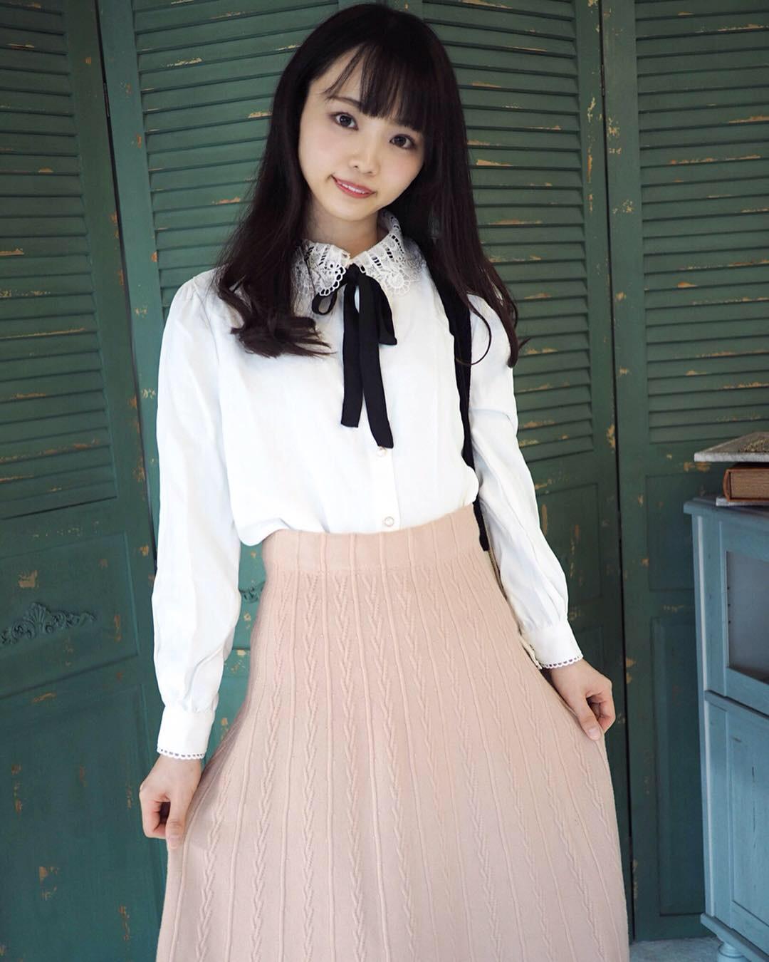 【プチプラ】10000円以下でオルチャンコーデが簡単に作れるmillea byh のガーリーなお洋服【春服】_6