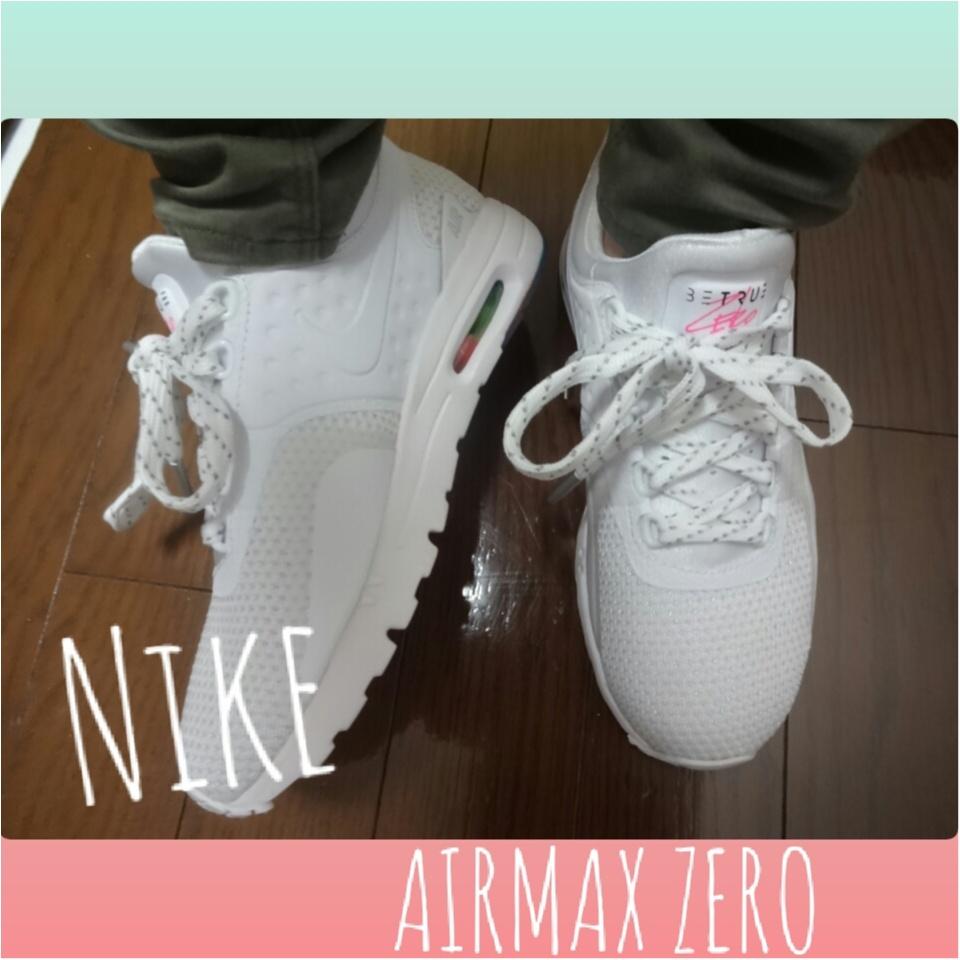 Nike♡白スニーカー のすすめ♡479ぱるるん_3