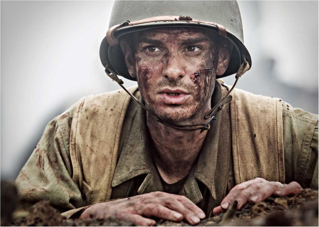 """武器を""""持たなかった""""兵士の驚きの実話! 今月のイチオシ★CINEMA『ハクソー・リッジ』_1"""