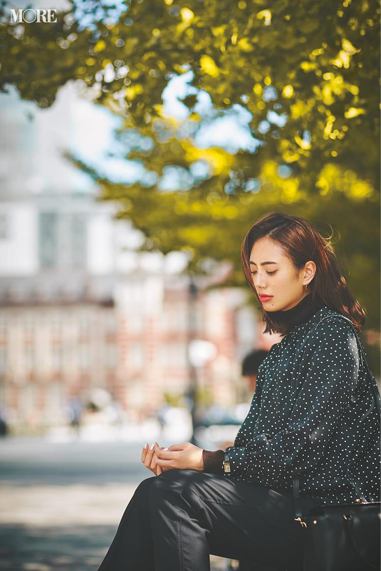 【2020】冬のオフィスカジュアル特集 - ユニクロなど20代女性におすすめの人気ブランドの最新コーデまとめ_66