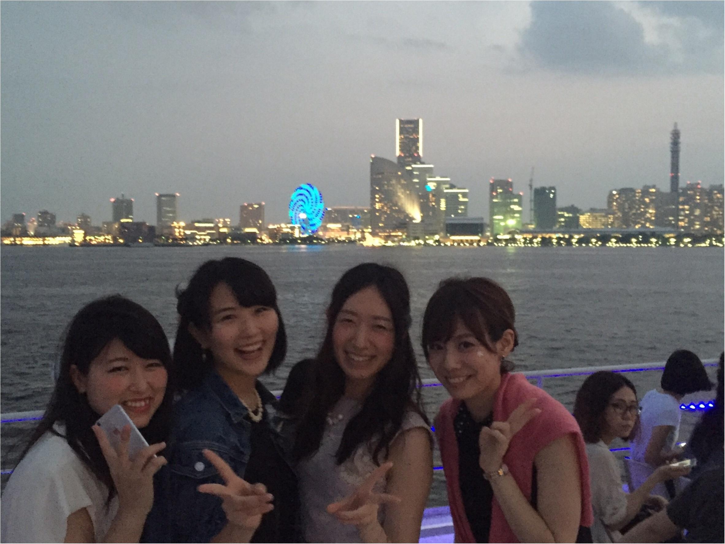 unustellaオープン記念☆女子だけの船上パーティーに行ってきました♬_7