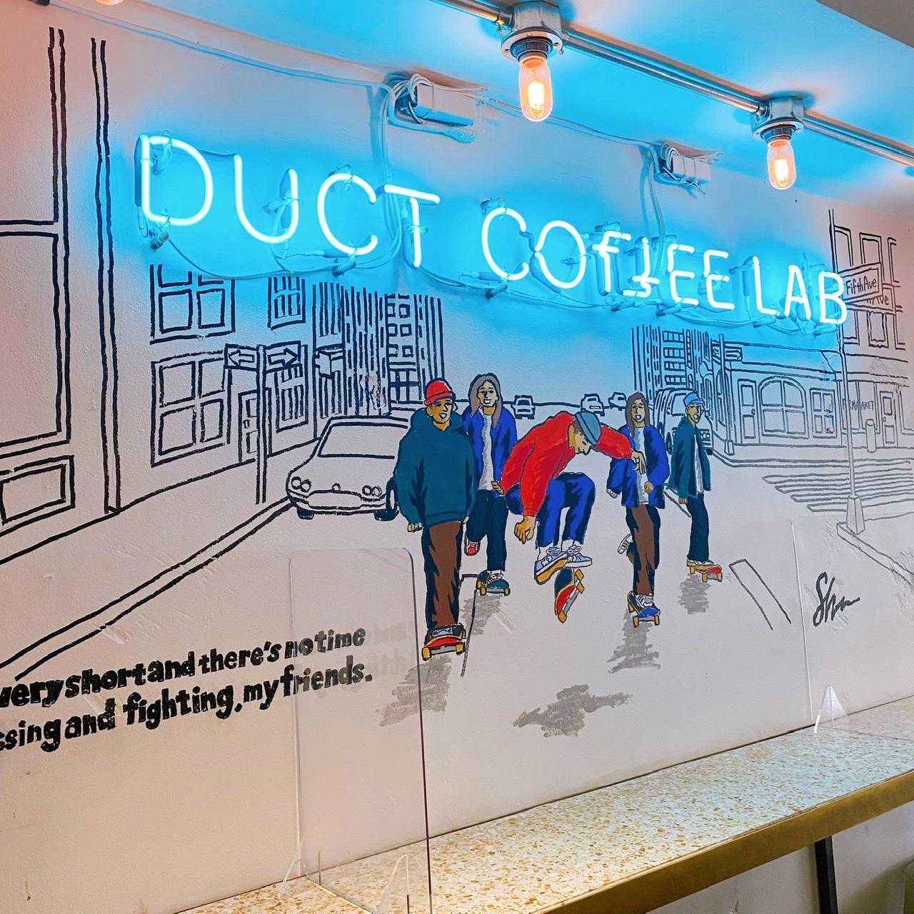 【代官山カフェ】SNSでよく見かける話題のミルクティー♡《DUCT COFFEE LAB》へ_7