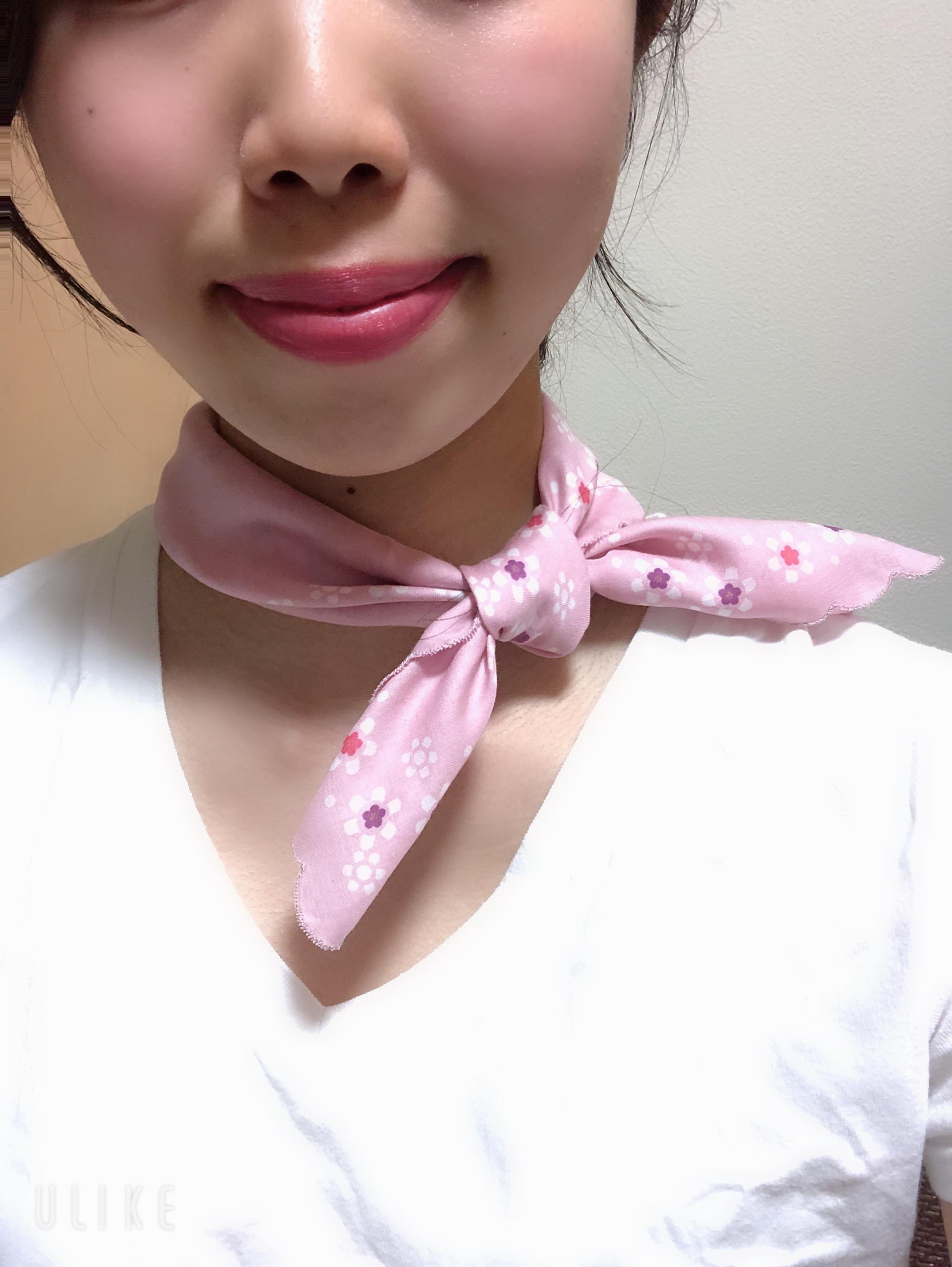 【スカーフをちょい足しするだけ】でパット華やぐコーディネートが完成♡♡♡_2