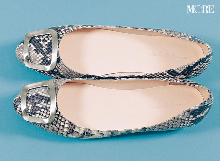 秋の流行の目玉は【アニマル柄】。靴でなら簡単&怖くない! レオパード、パイソン、ダルメシアン、どれにする?_4