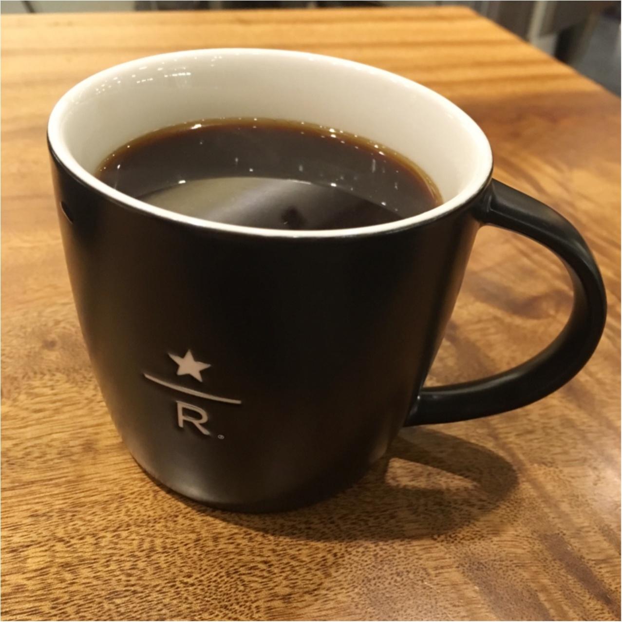 ワンランク上のコーヒーが味わえる ♡ 《 スターバックスリザーブ 》でちょっとリッチなコーヒーを…♡_5