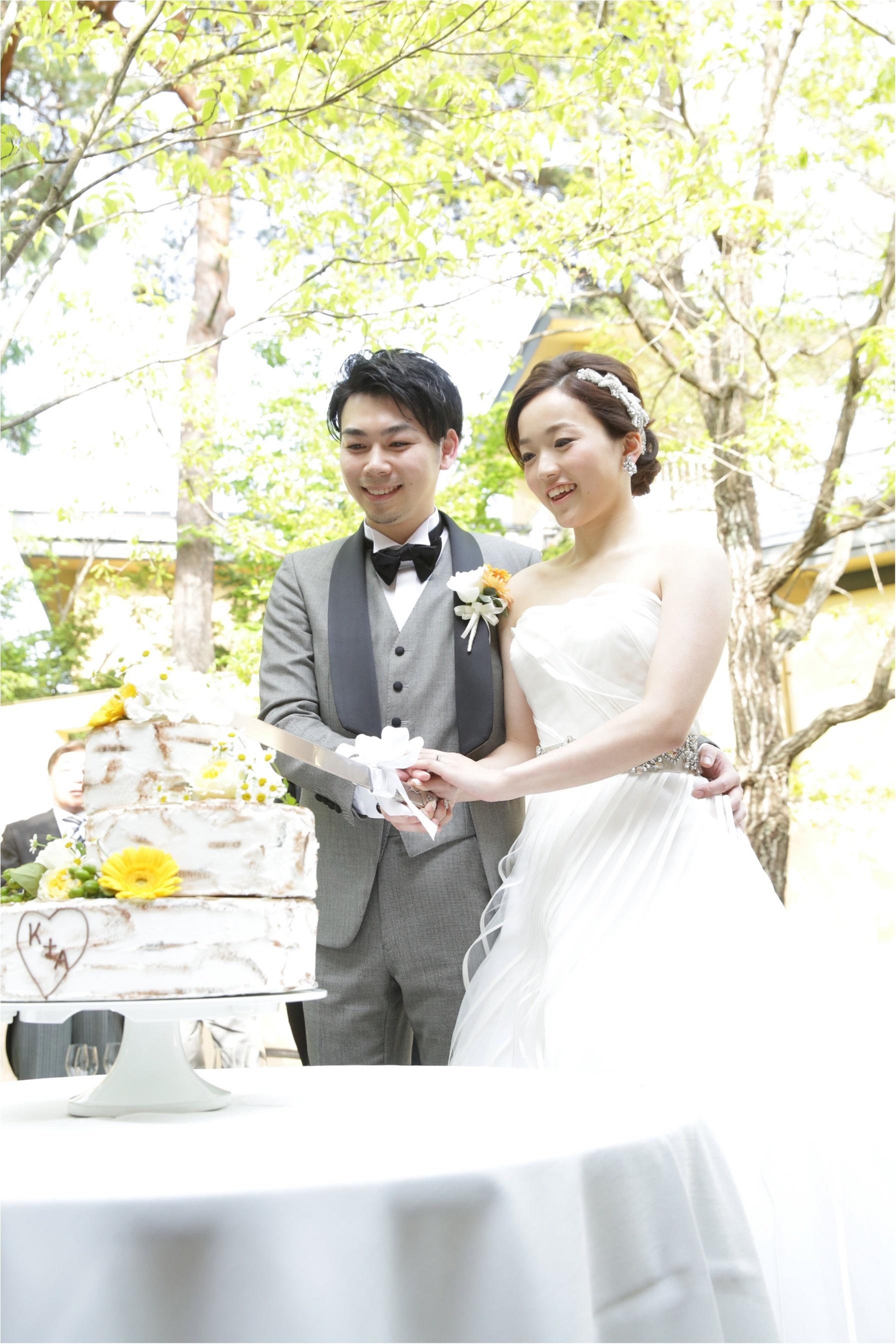こだわりいっぱいの披露宴(軽井沢Weddingレポ④)_6