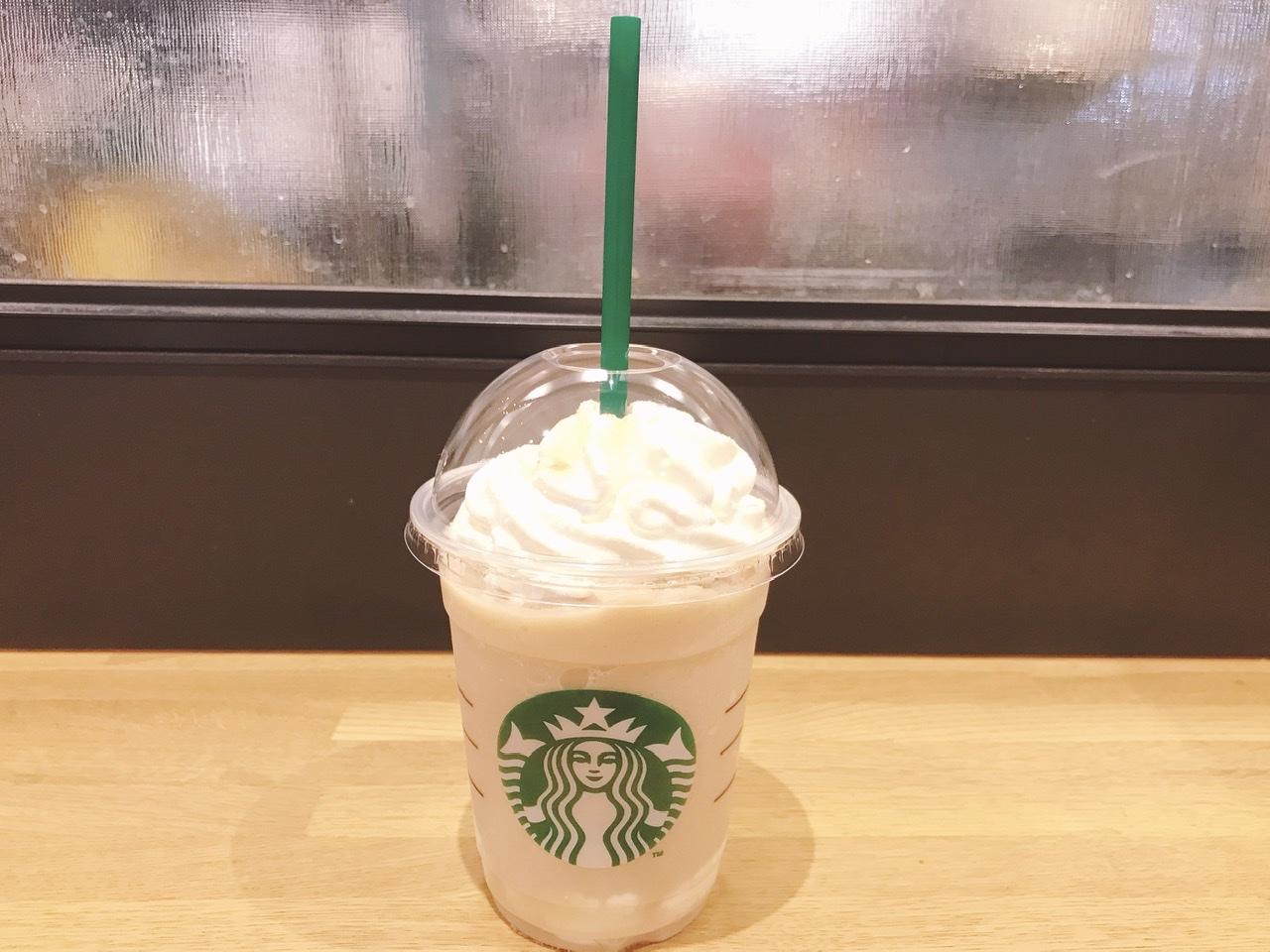 【スタバ】《ほうじ茶ドリンク》が期間限定メニュー欠品中だけ飲める幸せ♡_3