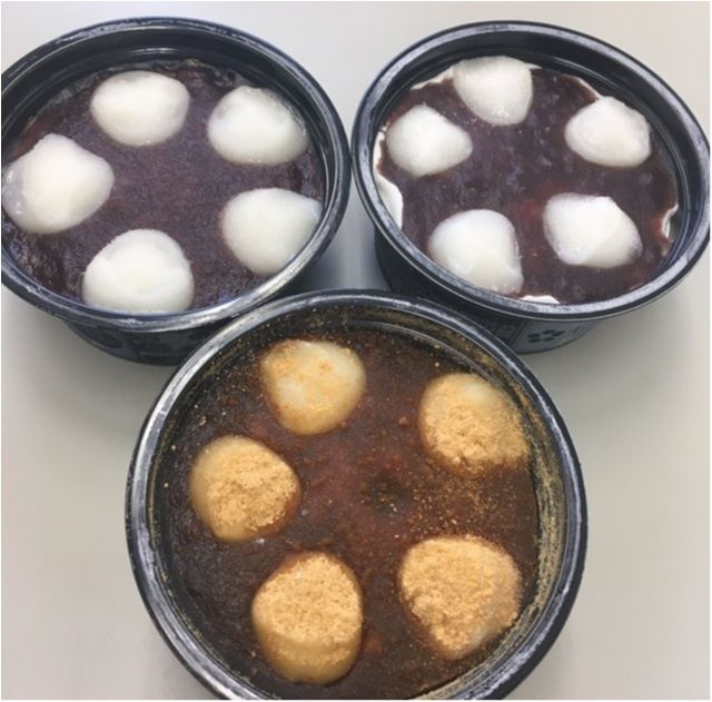 もっちもちがここにもあった!お餅入りのアイスはやっぱり美味しい。井村屋のアイスを食べ比べ★_5