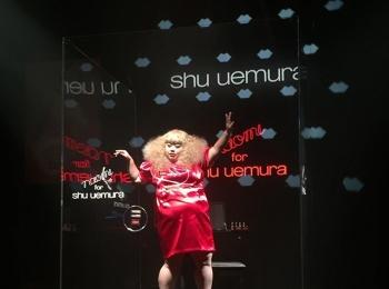 シュウ ウエムラ×渡辺直美さんのイベント「naomi for shu uemura エクスクルーシブプレゼンテーション」に行ってきました♡