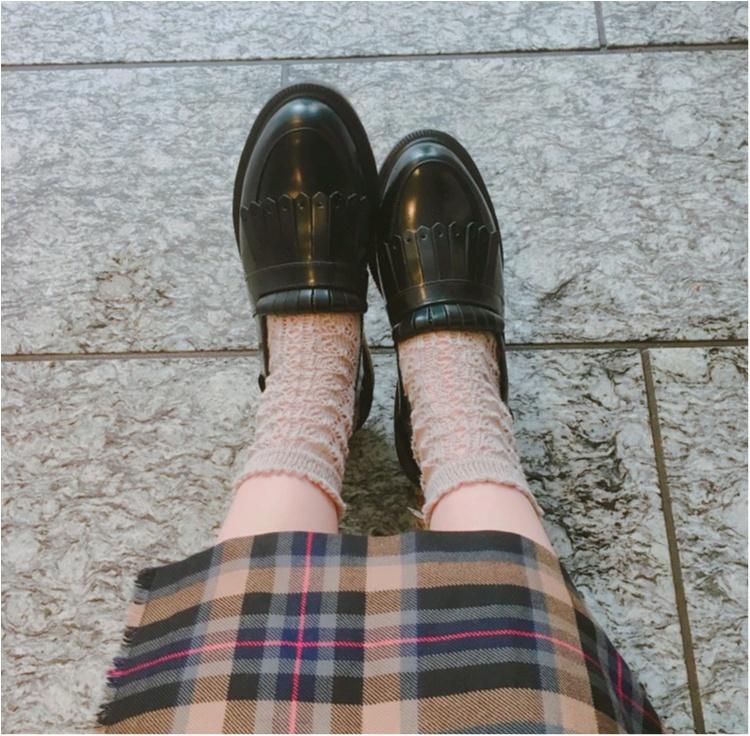最後の記事はもちろん大好きな靴がテーマ♡《世界の靴好きがこよなく愛する老舗の1足》ドクターマーチンの純正3ホールをお買い上げ♡人気サンダルもご紹介します♡_4