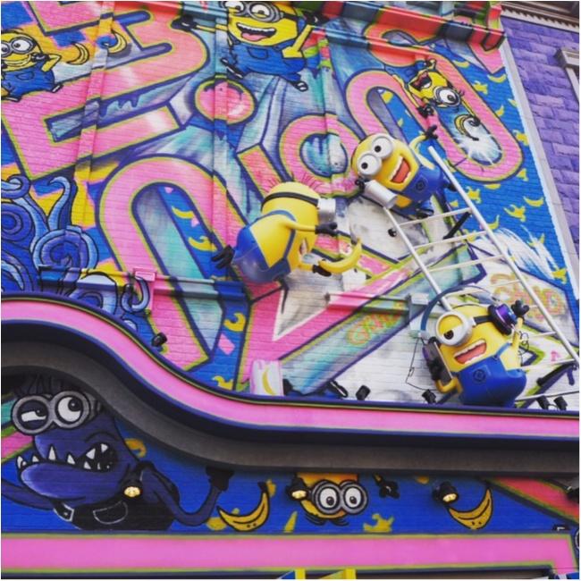 【USJミニオンパークを遊び尽くす♡】asuの大阪旅行☺︎_2