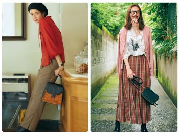 秋コーデ特集《2019年版》- トレンドのブラウンや人気のワンピース・スカートでつくる、20代におすすめのレディースコーデ