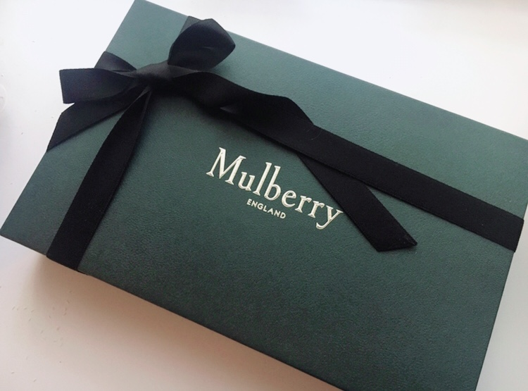 【20代女子の愛用財布】新しいお財布は憧れのキャサリン妃とお揃いに♡《Mulberry》のAmberley_5