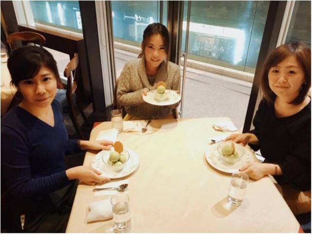 【モアハピ女子会】プレ花嫁のおふたりとディナー★しあわせのおすそ分けをいただきました♡♡_1