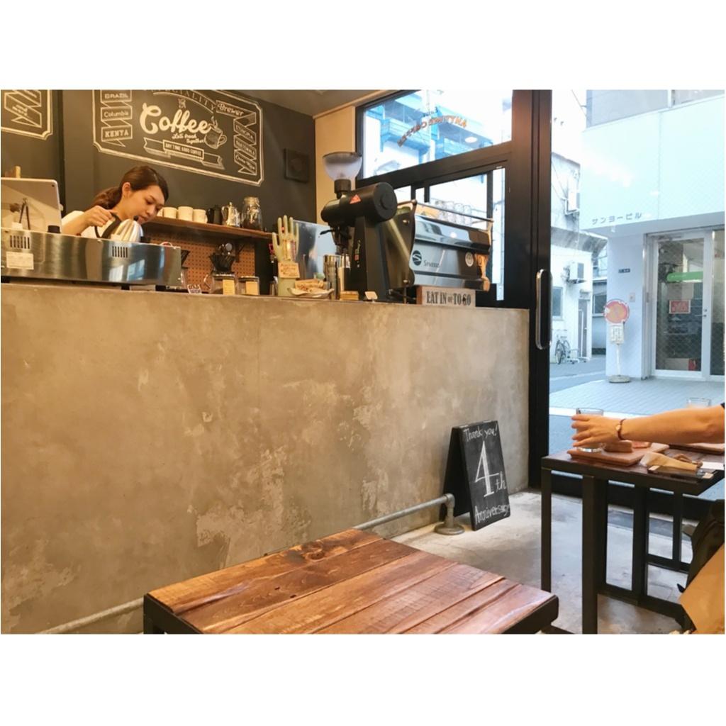 【絶品アイス&珈琲カフェ】日本橋のMighty steps coffee stopへ!_3