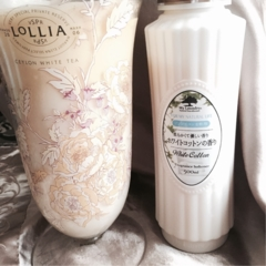 お気に入りの柔軟剤【マイランドリー】ホワイトコットンの香りを試してみた♡!