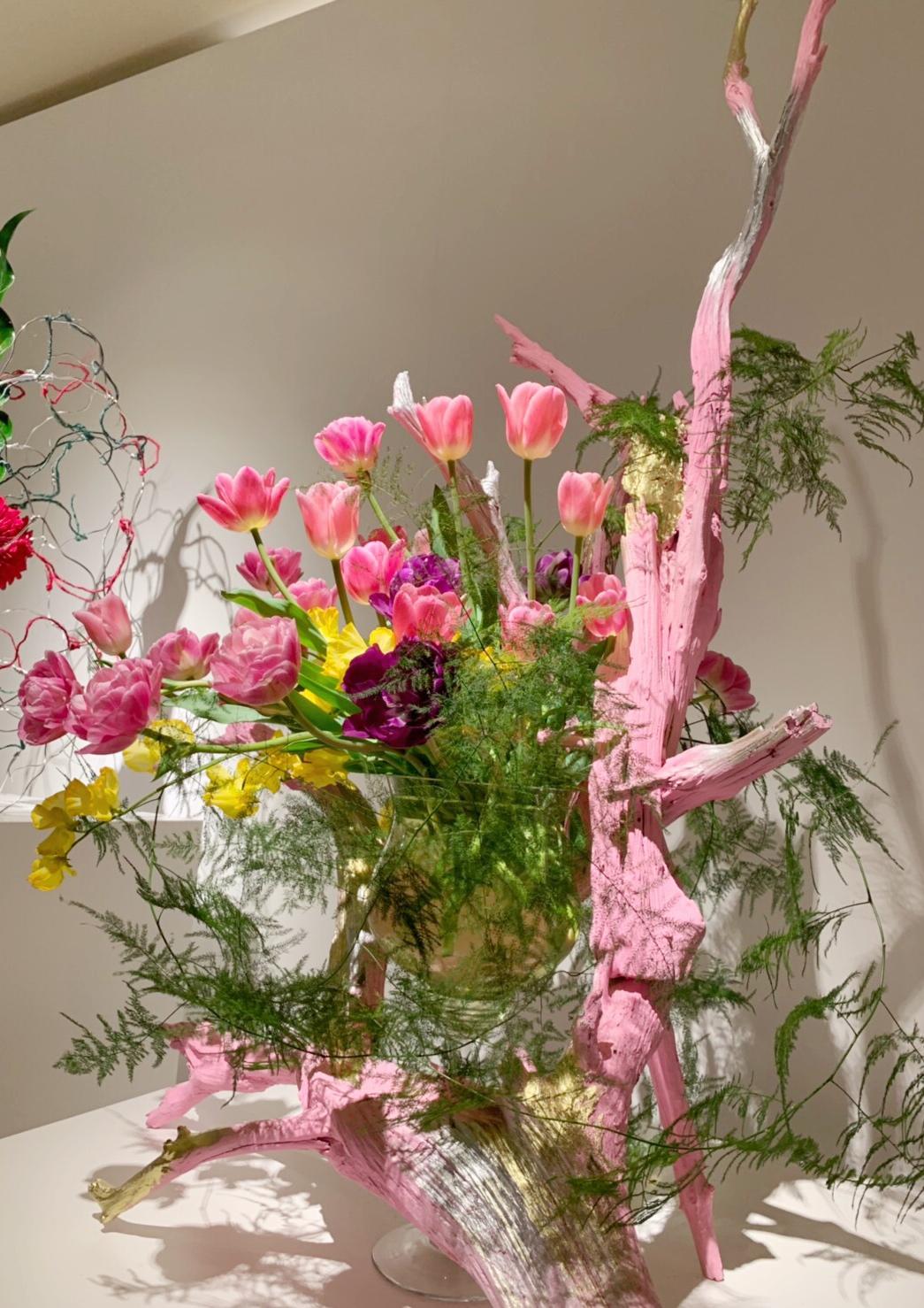 3/25まで!第100回草月いけばな展「花賛歌」が日本橋高島屋で開催中♡_5