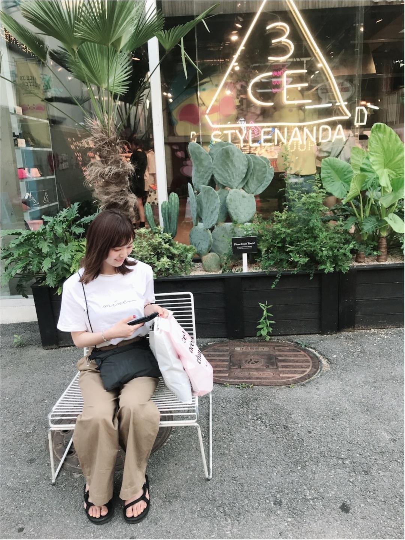 【旅行】弾丸韓国☆一泊二日の《オトナ女子旅!》_2