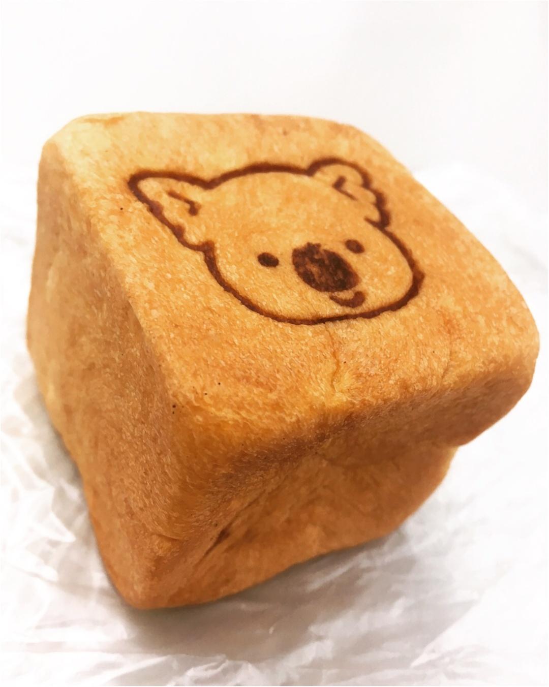 上野の新名物!? コアラのマーチくんパン★_2
