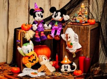 「ディズニーストア」のハロウィングッズおすすめ3選☆ ミッキー、ミニー、ジャック・スケリントンがキュートなアイテムに!