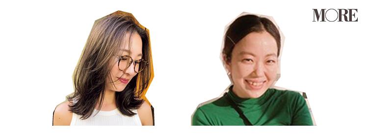 スタイリスト高野麻子さんとハッシュニュアンスプレスの長谷川さん