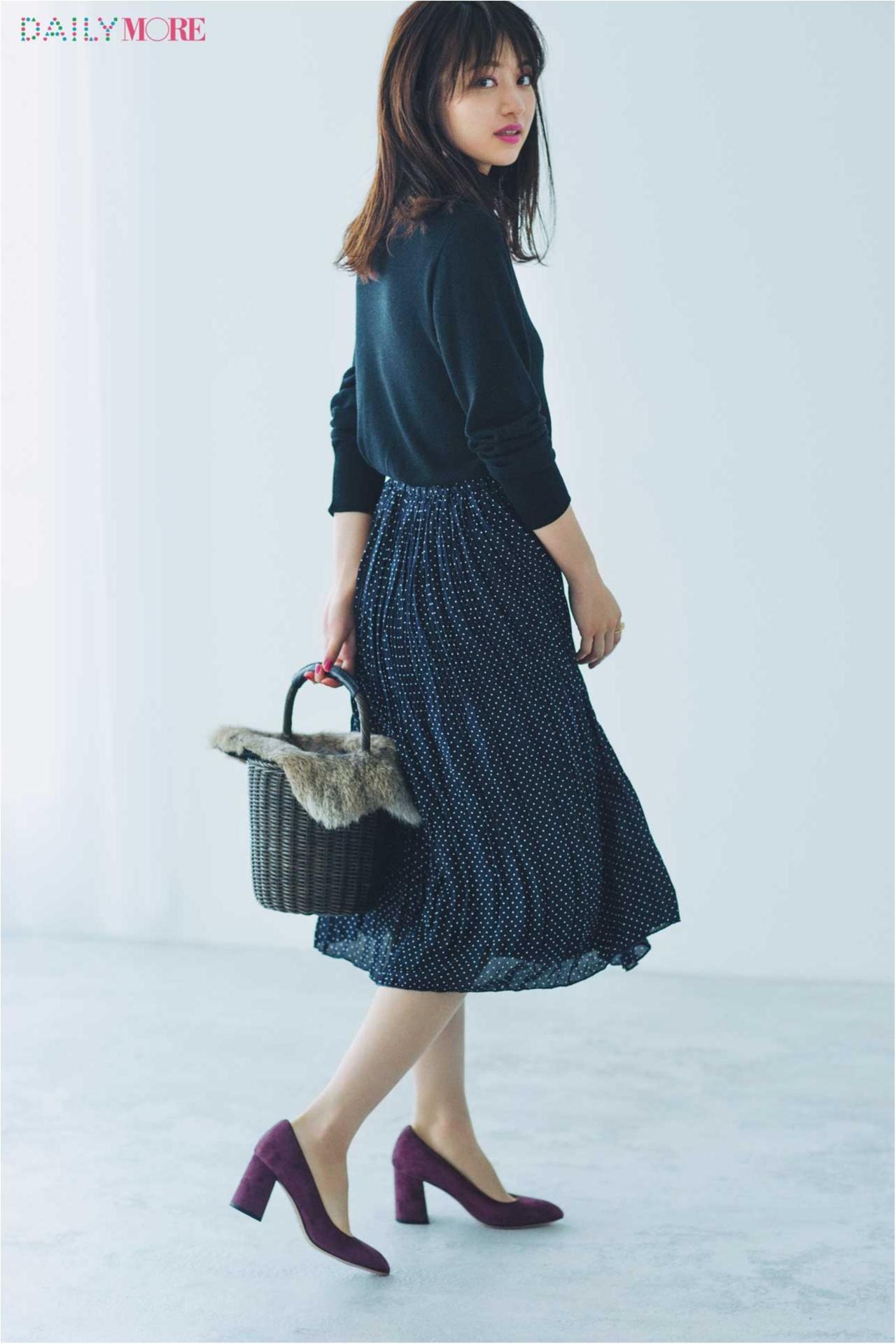【公式通販GETMORE!】履くだけで見た目マイナス3kg! 『Flowerdays』のプリーツスカートなら、360度自信が持てる!_1_1