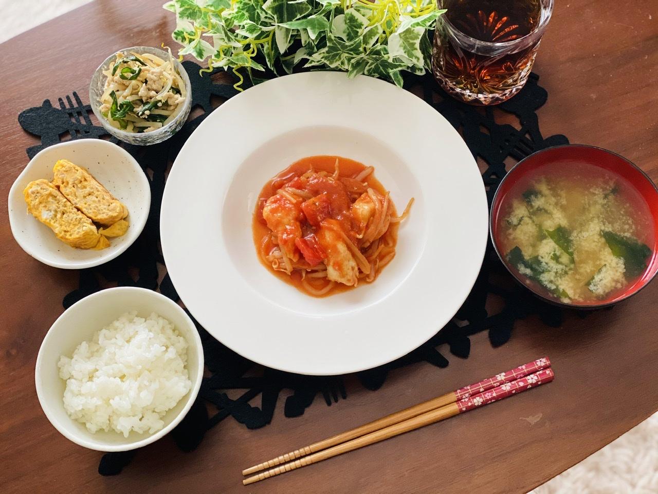 【今月のお家ごはん】アラサー女子の食卓!作り置きおかずでラク晩ご飯♡-Vol.15-_8