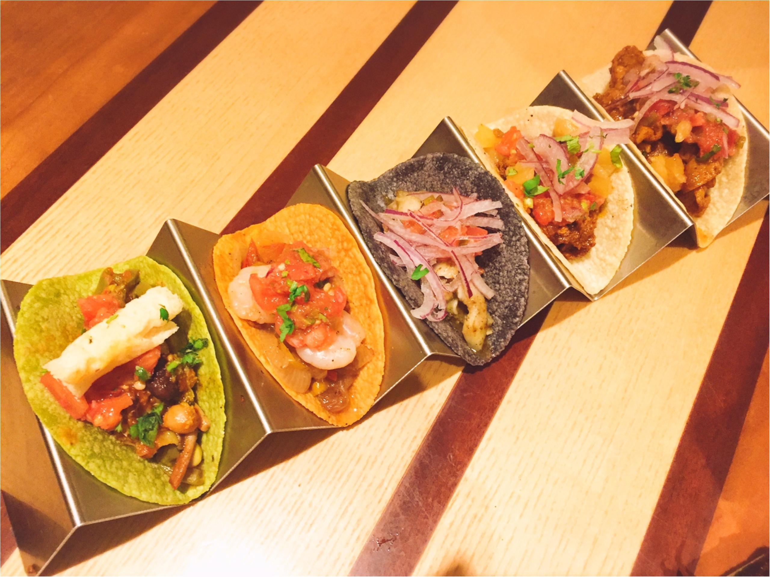 モアハピ女子会♡みんなで楽しめる!おしゃれなメキシコ料理のお店で…♡*_5