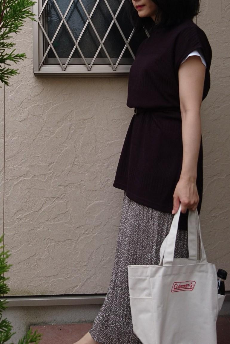 ≪夏のセール戦利品≫ 残暑から秋の着回しプチプラコーデ☆_1